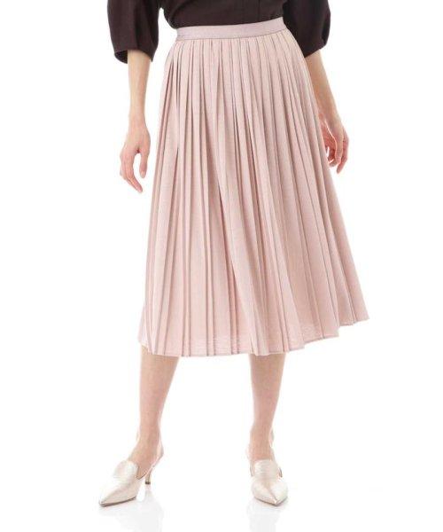 NATURAL BEAUTY(ナチュラル ビューティー)/◆コットンライクジャージースカート/0188120509