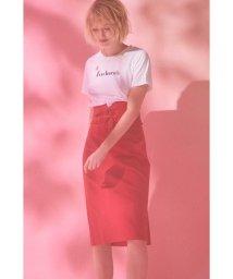 PROPORTION BODY DRESSING/《EDIT COLOGNE》リボンベルトスカート/500845475