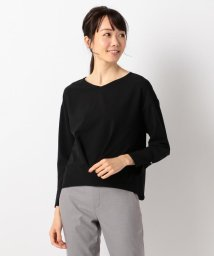 iCB/【洗える】Synthetic Georgette カットソー/500846937