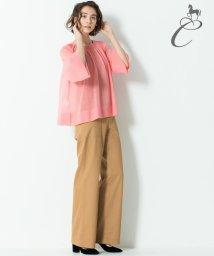 JIYU-KU /【Class Lounge】COTTON KERSEY STRETCH パンツ(/500846972