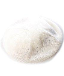 SB Select/SB select【シルバーバレットセレクト】メッシュベレー帽/500847140