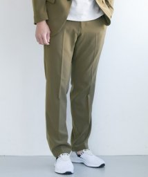 URBAN RESEARCH/WASHABLE TRAVEL TROUSER/500847336