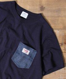 coen/【女性にも人気】SMITH別注ポケットTシャツ(一部WEB限定カラー)/500847529