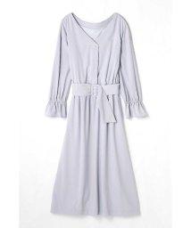 PROPORTION BODY DRESSING/《BLANCHIC》フィッシュテールシャツワンピース/500847750