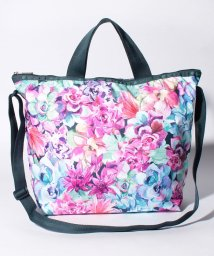 LeSportsac/EASY CARRY TOTE デザートブルーム/LS0019808