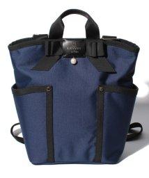 LANVIN en Bleu(BAG)/ジュール 2wayリュックサック/LB0004853