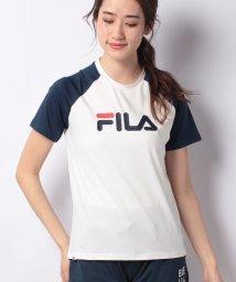 FILA/FILAプリント半袖Tシャツ/500830549