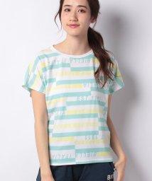 FILA/FILAプリント半袖Tシャツ/500830557