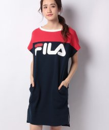 FILA/FILAスエット裏メッシュワンピース/500830560