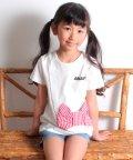 ANAP KIDS/リボンモチーフTシャツ/500841967