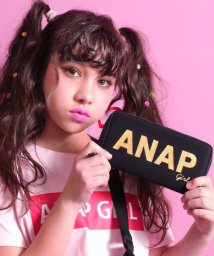ANAP GiRL/スウェット長財布/500841989