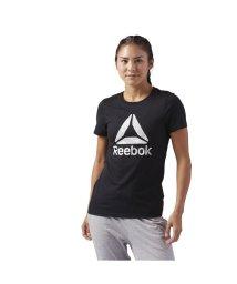 Reebok/リーボック/レディス/WOR DELTA ロゴ グラフィック ショートスリーブTシャツ/500851925