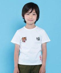 SHIPS KIDS/Cloveru:プリント TEE(100~160cm)/500852463