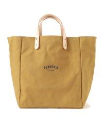 こどもビームス/TEMBEA × こども ビームス / 別注 マザートート ロゴ/500741502