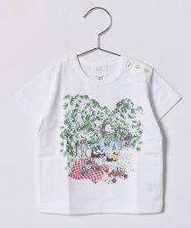 agnes b. ENFANT/SBG9 L TS  Tシャツ/500848259