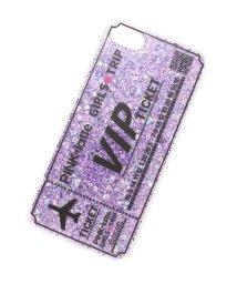 PINK-latte/チケットラメiPhoneケース/500857238