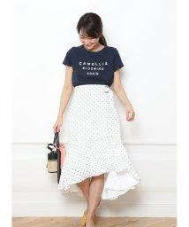 Apuweiser-riche/ドットデザインスカート/500857397