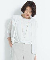 JIYU-KU /【新色追加】ラメパルサー ミドル丈カーディガン(検索番号H48)/500858126
