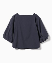 BEAMS OUTLET/【VERY7月号掲載】Domani × Demi-Luxe BEAMS / ボリュームスリーブ ステッチプルオーバー/500804362