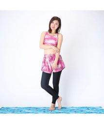 VacaSta Swimwear/【FILA】フレアパンツレギンス2点セット/500832276