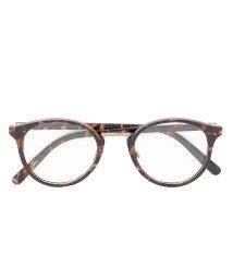 ROPE PICNIC PASSAGE/メタルブリッジボストン眼鏡/500853791