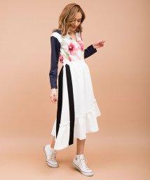 Millon Carats/アシメフレアスカート[DRESS/ドレス]/500855451