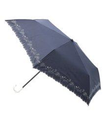 grove/フラワー刺繍折り畳み傘/500860166