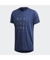 adidas/アディダス/メンズ/M4T NEVER DONEグラフィックTシャツ/500860839