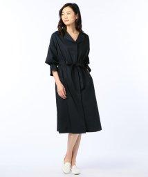 NOLLEY'S/袖ギャザーコートワンピース/500850964
