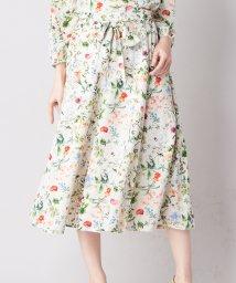 en recre/【セットアップ対応商品】【Sono】花柄スカート/500852395