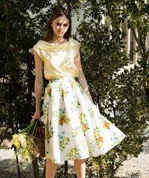 Noela/オリジナルボタニカルフルーツ柄スカート/500859612