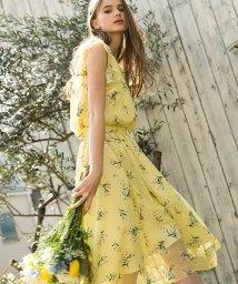 Noela/★【Ray7月号掲載】【セットアップ対応商品】オリジナルオパールフラワー柄スカート/500859613