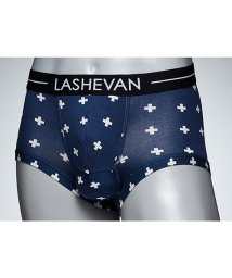 LASHEVAN/LASHEVAN【ラシュバン】Men's Underwear Cross Blue/500863455