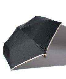 pink trick/雨晴兼用 3段折傘 (UVカット&軽量) インストライプ /500446204