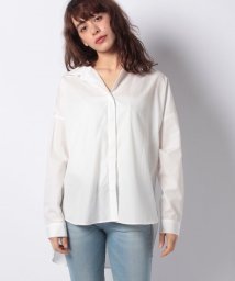 Avan Lily/ドロップショルダーオーバーサイズシャツ/500854557