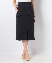 Avan Lily/サイドポケットミディタイトスカート/500854560