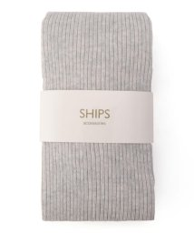 SHIPS WOMEN/コットンリブレギンス/500864164