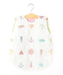 SHIPS KIDS/SHIPS KIDS:ベビー スリーパー(マリン)/500864179