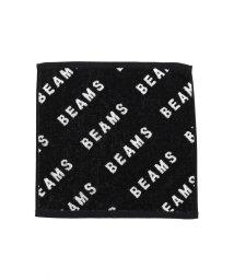bPr BEAMS/BEAMS / LOGO ハンドタオル/500741476
