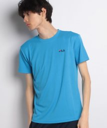 FILA/FILAPEメッシュ ワンポイントTシャツ/500841643