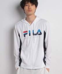 FILA/FILAPEメッシュ パーカー/500841656