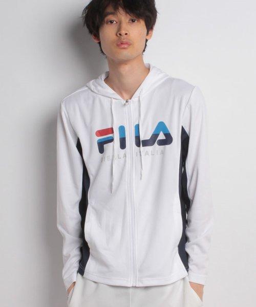 FILA(フィラ)/FILAPEメッシュ パーカー/417339