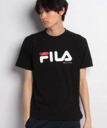 FILA/FILABigロゴTシャツ/500841658
