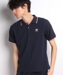 FILA/FILAカノコメッシュ 半袖ポロシャツ/500841659