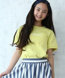 coen/【『very』5月号掲載・coen キッズ / ジュニア】フルーツショップクルーTシャツ(100~150cm)/500853770
