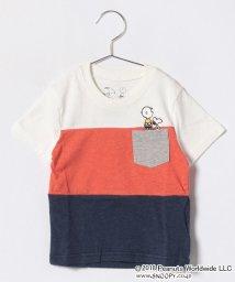 Green Parks(Kids)/【セットアップ対応商品】PEANUTS Tシャツ/500858442