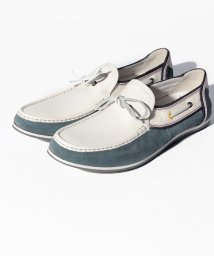 LANVIN en Bleu(mens shoes)/コンビデッキシューズ/LB0004858