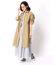 Grand PARK/ロングシャツ/500837727