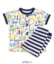 ampersand / F.O.KIDS MART/Boy's半袖長パンツパジャマ/500864804