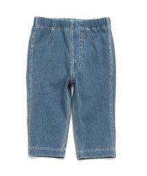 apres les cours/7分丈デニムニット/7days Style pants/500864812